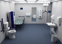 A picture of a Changing Places facility.